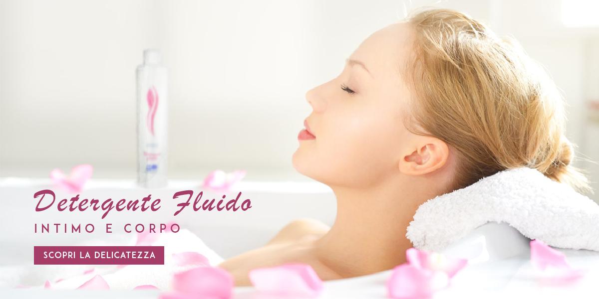 Detergente Fluido Intimo e Corpo Denikadisanto Cosmesi
